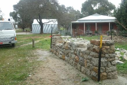 What it costs heritage stonemason carver for Boundary wall cost calculator