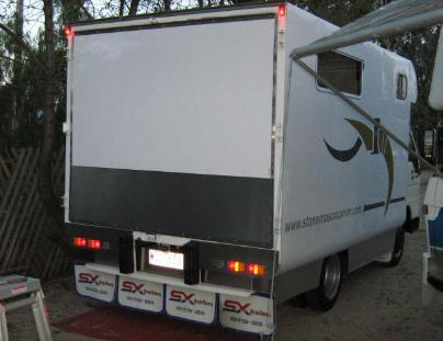 rokguy's motorhome truck conversion